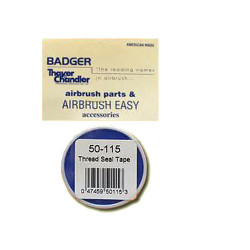 BADGER Airbrushes Thread Seal Tape BA50115 50-115