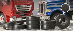 ITALERI Truck Rubber Tyres 3889 1:24 Model Kit Trucks