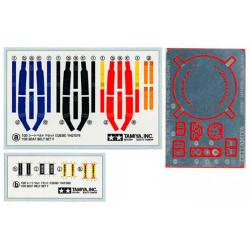 TAMIYA 12638 F1 Seat Belt Set F 1990s 1:20 F1 Car Model Kit
