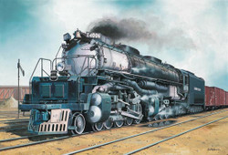 REVELL Big Boy Locomotive 1:87 Model Train Kit 02165