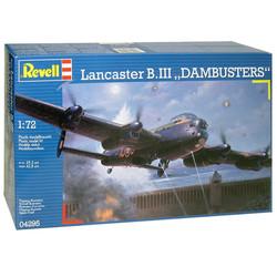 REVELL Lancaster B.III Dambusters 1:72 Aircraft Model Kit - 04295