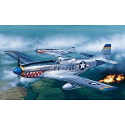 ITALERI P-51D Mustang 086 1:72 Aircraft Model Kit