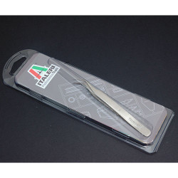 ITALERI Tools A50813 Precision Tweezer- Curved