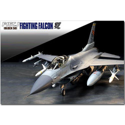 TAMIYA 60788 F-16 CJ Fighting Falcon with Full Equipment 1:72 Aircraft Model Kit