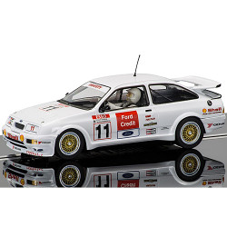 SCALEXTRIC Slot Car C3781 Ford Sierra RS500 - BTCC, Brands Hatch 1990