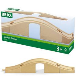 BRIO 33351 Track Viaduct / Bridge for Wooden Train Set