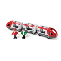 BRIO 33505 Travel Train for Wooden Train Set