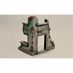 ITALERI House Corner 6413 1:35 Accessories Model Kit