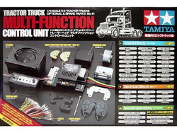 Tamiya RC 56511 Tractor Truck Multi Function Control Unit - RC Accessory