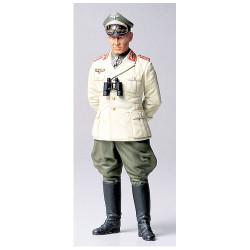 TAMIYA 36305 Feldmarschall ROMMEL 1:16 Military Model Kit Figures