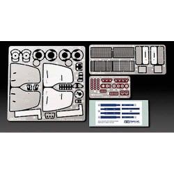 TAMIYA 12639 Lotus 79 1979 Etch Parts 1:20 F1 Car Model Kit