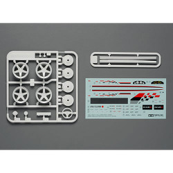 TAMIYA 12608 Nismo R34GT-RZ Photo Etched Parts Set 1:24 Car Model Kit