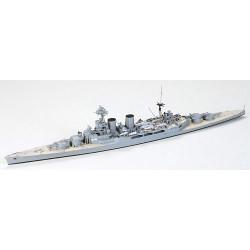 TAMIYA 31806 Hood and E Class Destroyer 1:700 Ship Model Kit