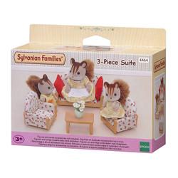 3 Piece Suite - SYLVANIAN Families Figures Dolls Furniture 4464