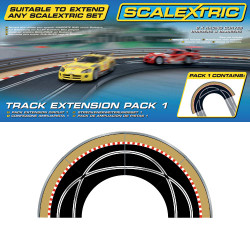 SCALEXTRIC Sport Track C8510 Extension Pack Kit 1