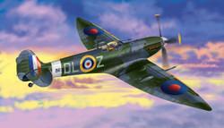 ITALERI Spitfire Mk.VI RAF 1307 1:72 Aircraft Model Kit