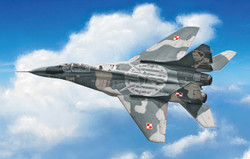ITALERI MIG 29A Fulcrum 1377  1:72 Aircraft Model Kit