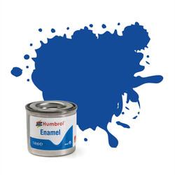 HUMBROL 222 Moonlght Blue Metallic Enamel 14ml Model Kit Paint