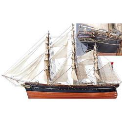 ARTESANIA LATINA Cutty Sark Tea Clipper 22800 1:84 Model Kit Ships