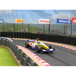 SLOT TRACK SCENICS AB1A Advertising Boards - for Scalextric