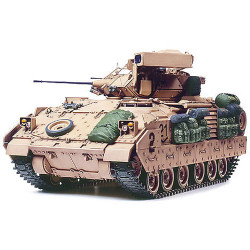 TAMIYA 35264 M2A2 Bradley Tank ODS IFV Iraq 03 1:35 Military Model Kit