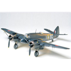 TAMIYA 61064 Bristol BeauFighter Night Fighter 1:48 Aircraft Model Kit