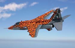 ITALERI Jaguar GR3 Big Cat 1357 1:72 Aircraft Model Kit