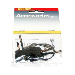 HORNBY R8201 2x Power Connecting Clip Link Wires DCC
