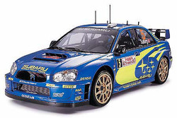 TAMIYA 24281 Impreza WRC Monte Carlo 05 1:24 Car Model Kit