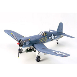 TAMIYA 61070 Vought F4U-1A Corsair 1:48 Aircraft Model Kit