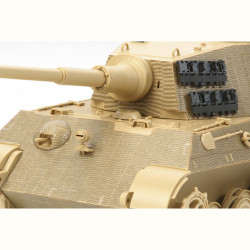 TAMIYA 12648 King Tiger Henschel Zim Coating Sheet 1:35 Military Model Kit