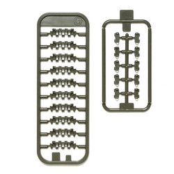 TAMIYA 12665 Panther D Track Link Set 1:35 Military Model Kit