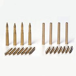TAMIYA 35258 Marder M 7.5cm Shells 1:35 Military Model Kit