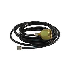 BADGER Airbrushes Air hose, Vinyl, 8ft / 2.44m BA500011 50-0011