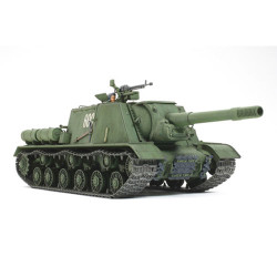 TAMIYA 35303 Russian Tank JSU-152 1:35 Military Model Kit
