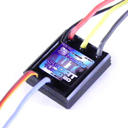Mtroniks Viper AutoSport20 ESC Waterproof Speed Controller for Electric RC Car
