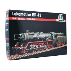 ITALERI Lokomotive BR41 8701 1:87 HO Model Kit
