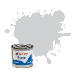HUMBROL 11 Silver Metallic Enamel 14ml Model Kit Paint