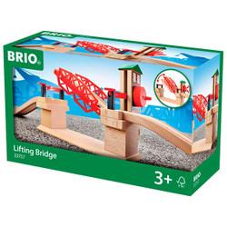 BRIO 33757 Lifting Bridge for Wooden Train Set