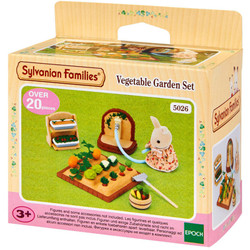 Vegetable Garden Set - SYLVANIAN Families Figures 5026
