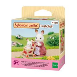 Pushchair - SYLVANIAN Families Figures Dolls Furniture 4460