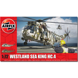 AIRFIX A04056 Westland Sea King Hc4 1:72 Helicopter Model Kit