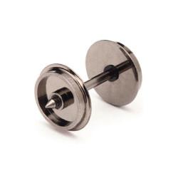 HORNBY R8096 Metal Disc Wheel Sets Pack Of 10