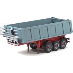 TAMIYA CARSON Tipper Trailer 3 Axles 1:14 C907050 500907050