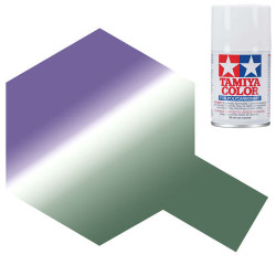 TAMIYA PS-46 Iridescent Purple/Green Polycarbonate Spray Paint 100ml RC Car Body