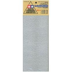 TAMIYA 87010 Finishing Abrasives Fine - Tools / Accessories