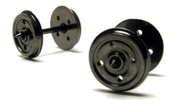 HORNBY R8234 14.1mm 4 Hole Wheels (Pack 10)