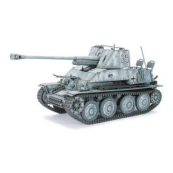 TAMIYA 35248 German Marder III Tank 1:35 Military Model Kit