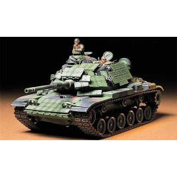 TAMIYA 35157 U.S.Marine M60A1 Tank 1:35 Military Model Kit