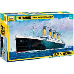 ZVEZDA 9059 RMS Titanic 1:700 Ship Model Kit